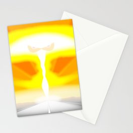 The End Of The Road Stationery Cards