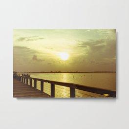 Ryckman Sunset Metal Print