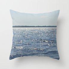 Foreign Throw Pillow