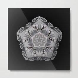 Kaleidoscope W3 Metal Print