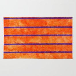 Summer in Orange Rug