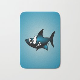 Smiling Shark Bath Mat