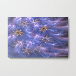 Dreaming On A Star Metal Print