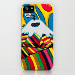Cotopaxi I iPhone Case