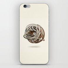 knoodle iPhone & iPod Skin