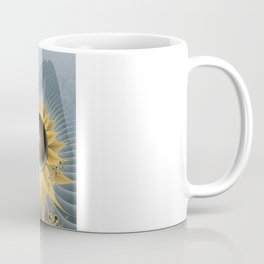 Sunflower morning Coffee Mug