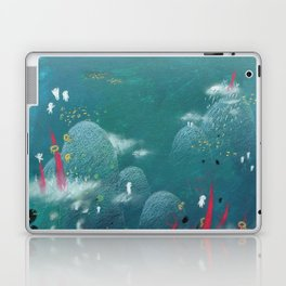 Let Me Float Laptop & iPad Skin