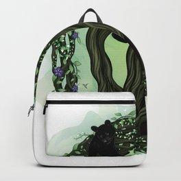 Animal Tree House Backpack