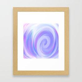 Unicorn Lollipop 2 Framed Art Print