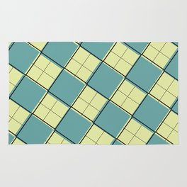 Argyle Out of Line Mellow Rug