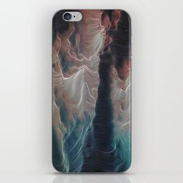 Word of Dream iPhone Skin