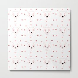 pattern for children Metal Print