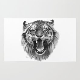Wicked Tiger G093 Rug