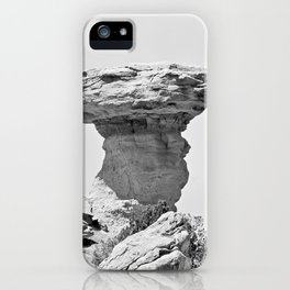 Camel Rock and Hump NM  iPhone Case