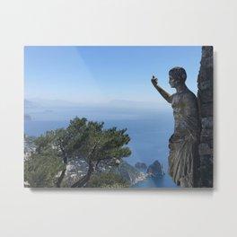 Capri Italy Metal Print