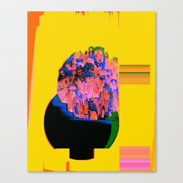 Transcending Revolution Canvas Print