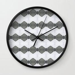 SnowDrifts Wall Clock