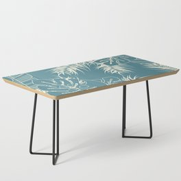 Tropical pattern 038 Coffee Table