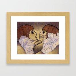 The Fairbanks Twins Framed Art Print