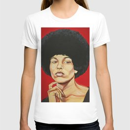 "Angela Davis ""Revolutionary"" T-shirt"
