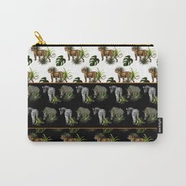 African animals Carry-All Pouch