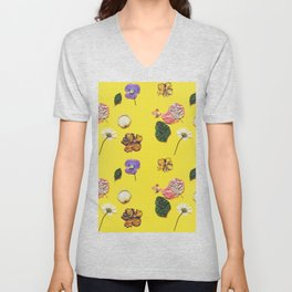 Yellowness Unisex V-Neck