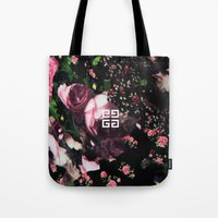 givenchy Tote Bags featuring Givenchy all over flower and camo printed nightingale  with detachable shoulder strap and one int by Le' + WK$amahoodT Boutique by Paynasa®