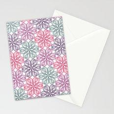 PAISLEYSCOPE tile Stationery Cards