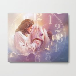 Time is at hand Metal Print
