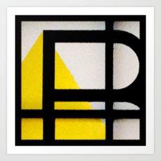 B. Art Print