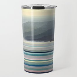 Big Sur Landscape Travel Mug