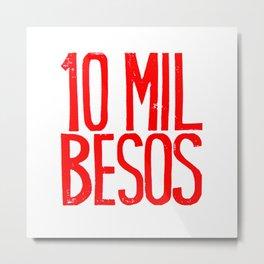 BESOS Metal Print