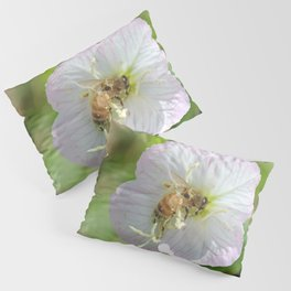 Bees and Buttercups Pillow Sham