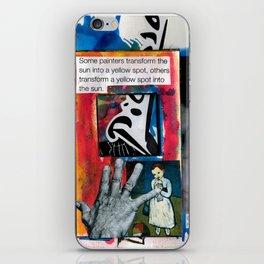 Picasso Through the Door iPhone Skin