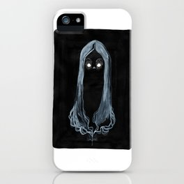 Deaths Head iPhone Case