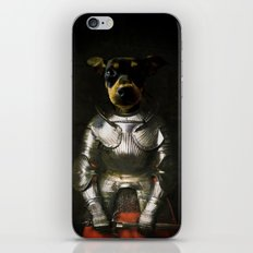 Joan of Bark iPhone & iPod Skin