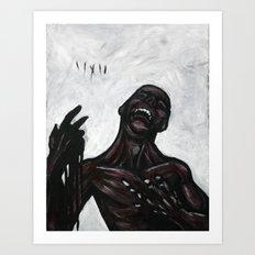 untitled (dead things 05) Art Print
