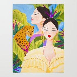 Garden Day Poster