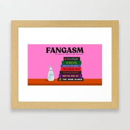 Cover Art Framed Art Print