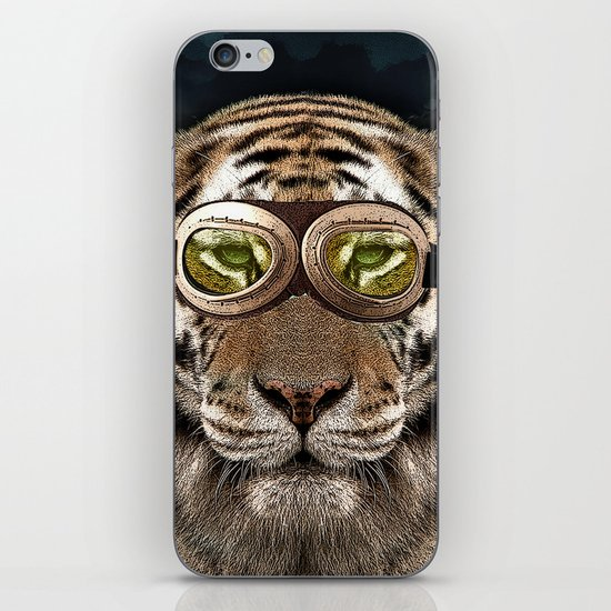 Sumatra iPhone & iPod Skin