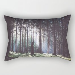 Magic forest - Landscape and Nature Photography Rectangular Pillow