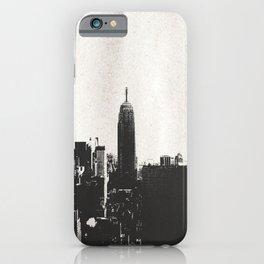 New York City Skyline iPhone Case