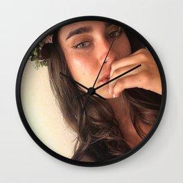 Lauren Jauregui 4 Wall Clock