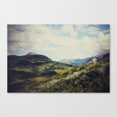 Mountain Spirit Canvas Print