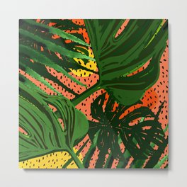 Jungle Dreamer Metal Print