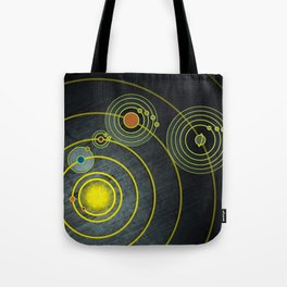 GOLDEN RECORD Tote Bag