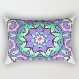 Mandala Awakening 2 Rectangular Pillow