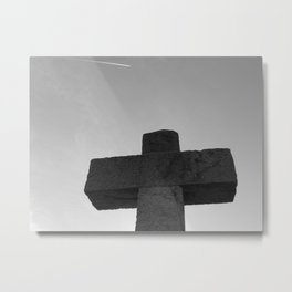 The Connection Metal Print