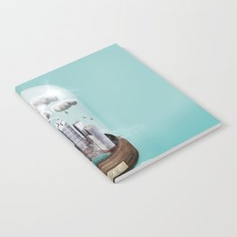 New York Dome Notebook
