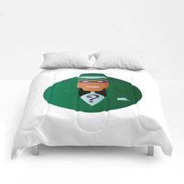 Riddle Me This Comforters